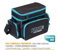 Rive Carry All Feeder Tasche ( +4 Boxen )
