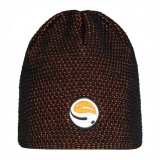 Guru Skullcap Black/Orange